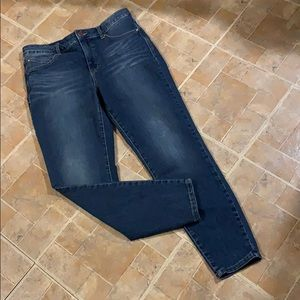 Maurices ever flex high rise skinny jeans size 18